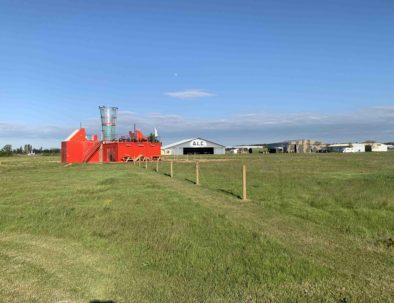 simulateur chute libre aérodrome Lyon Corbas